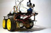 Carro Ultra-som + Arduino