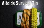 ¿Lata de la supervivencia de Altoids
