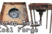 Chatarra de Metal del carbón fragua