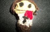 Crochet Zombie corporativo - colección Creepy Cute Crochet