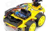 Robot cámara inalámbrica