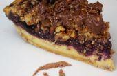 18 dígitos Blueberry Cheesecake pastel de Pi