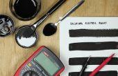 Un Tutorial rápido sobre diluir pintura eléctrica