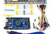 Kit Arduino Mega + principiante Gearbest