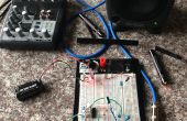 Crear un circuito sensor de luz de transpondedor analógico!