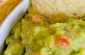 ¿La receta de Guacamole perfecto