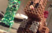 ¿Minecraft Perler cuentas conejo