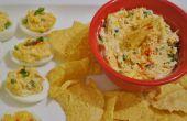 Antojitos mexicanos estilo de huevos