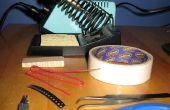 LEDs de montaje superficial sewable