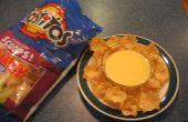 Super salsa de queso Nacho fácil