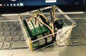 Home Control Center usando Wireless BeagleBone verde