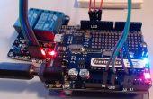 Relé de canal Arduino 2