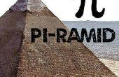 Construir Mini gran pirámide basada en Pi