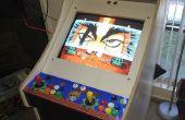 Tamaño medio Supremo - de Arcade MAME