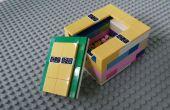 Deslice la caja de LEGO superior