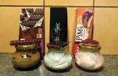 Batida de mantequillas del cuerpo: Chocolate, después de ocho y pasteles de Pim inspirados