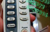 Cómo solucionar cualquier no funciona Control remoto por infrarrojos
