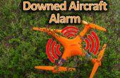 Derribado avión alarma