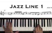Línea No.1 del jazz