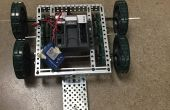 T, G, B, robot F. Cómo construir nuestro robot impresionante