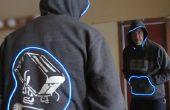 Controlador de alambre EL Arduino (sonido activado)