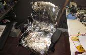 Cubierta de asiento de seguridad electro estática de descarga (ESD)