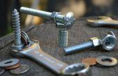 Cómo aflojar o apretar tuercas y pernos con la llave del tamaño incorrecto