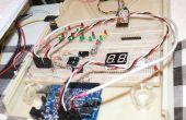 Cómo acceder a 5 botones a través entrada Arduino 1