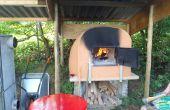 Cómo construir un horno de Pizza