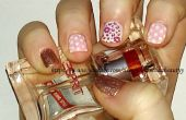Linda Polka Dot Nail Art Tutorial | Belleza de Samantha