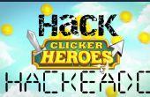Hackear juego Clicker héroes con Arduino