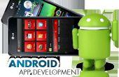 Cómo desarrollar la aplicación móvil Android! Paso a paso