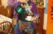 Disfraz de sombrerero loco de Steampunk