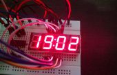 Utilizando Shift Register 74HC595 con ULN2803, UDN2981 y BC327