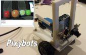 Color de Pixybot Robots de seguimiento
