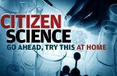 Cómo ser un científico ciudadano