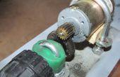 Pequeño generador de viento - Rebulid, reubicar y cambiar