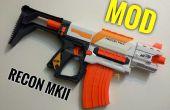 Guía de modificación de módulo de Nerf Recon MKII