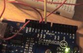 Efecto de llama parpadeo realista con Arduino y LED