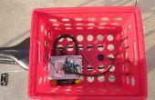 On-Off cesta bicicleta luces usando Arduino Uno