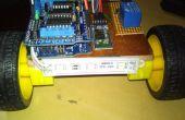 Arduino Bluetooth RC coche