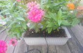 Impresionantemente automática jardín riego a Buddy - con depósito de nutrientes.