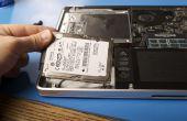 """Instalación de SSD (Solid State Drive) en tu MacBook Pro unibody de 13"""" o 15"""""""