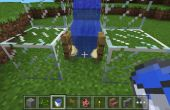 Granja de huevo simple en minecraft pe