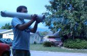 Lanzador neumático Papa