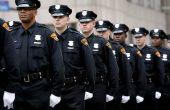 Guía para convertirse en un oficial de policía