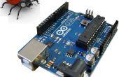 Integrar ArduinoISP y estudio de Atmel