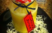 Mantequilla clarificada casera