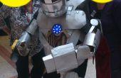 El traje de marca 1 Iron man!