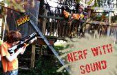 NERF Blaster con efectos de sonido
